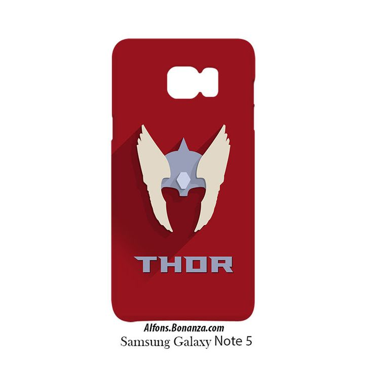 Thor Superhero Samsung Galaxy Note 5 Hardshell