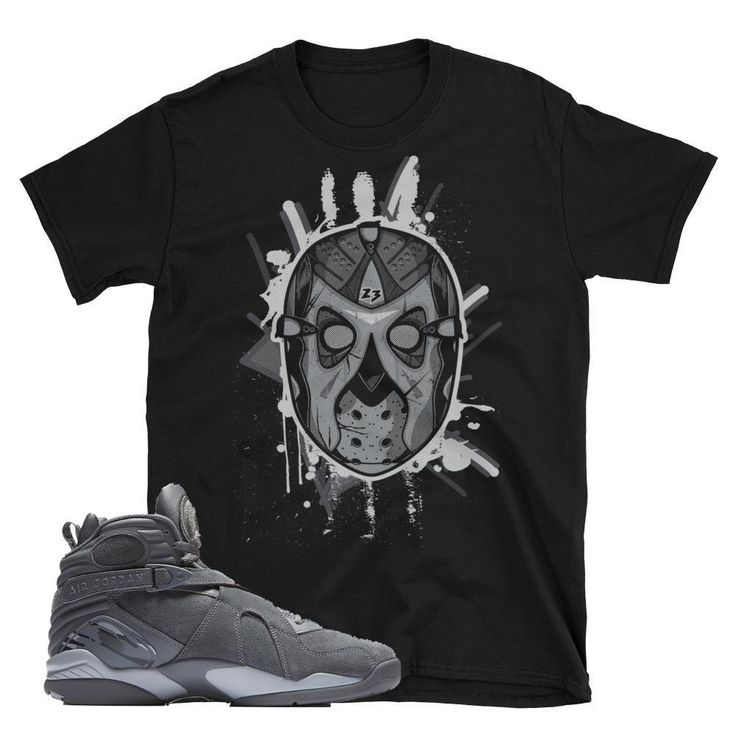 jordan 8 cool grey t-shirt, retro jordan 8 shirts