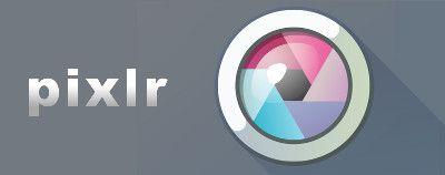 "The ""Pixlr"" (dekstop) icon. ""Autodesk"""