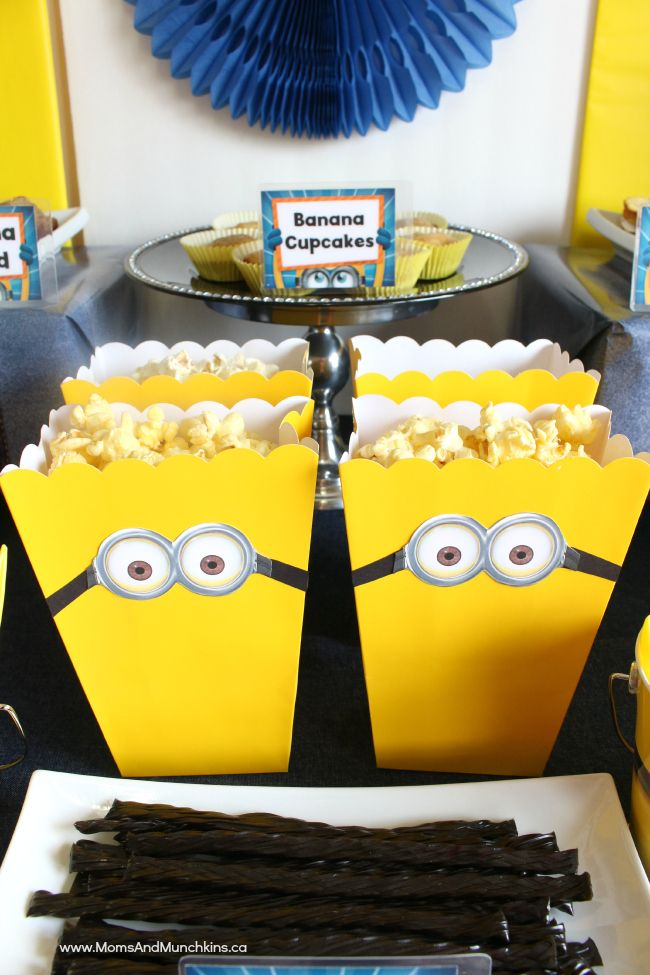 Minions Party 20 best Hacerlo images on
