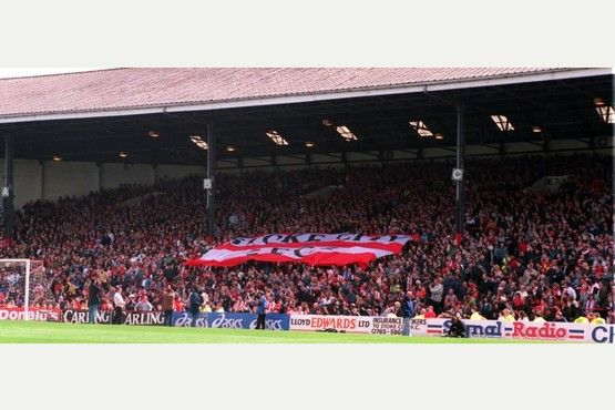 Stoke City archive: The end of the Victoria Ground | Stoke Sentinel