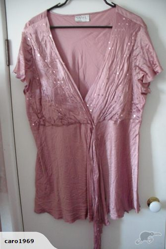 BEAUTIFUL SARA DUSKY PINK TOP 2X | Trade Me