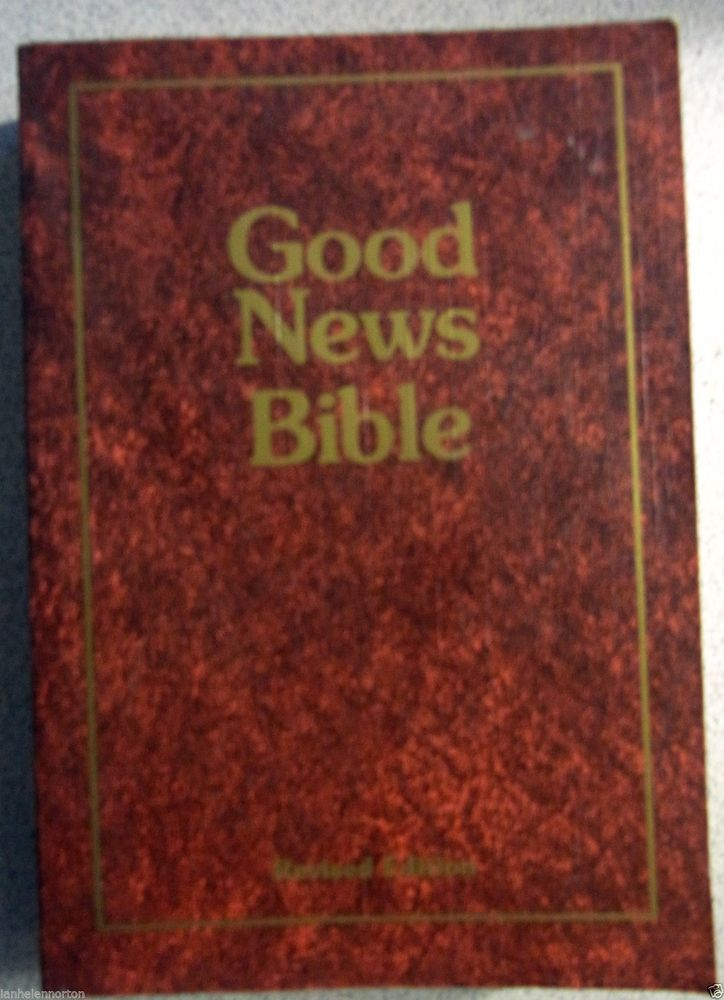 GOOD NEWS BIBLE    Revised Edition    2001