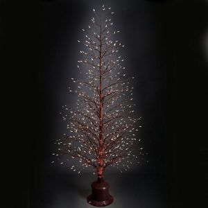 Small Lighted Christmas Tree For Outdoors