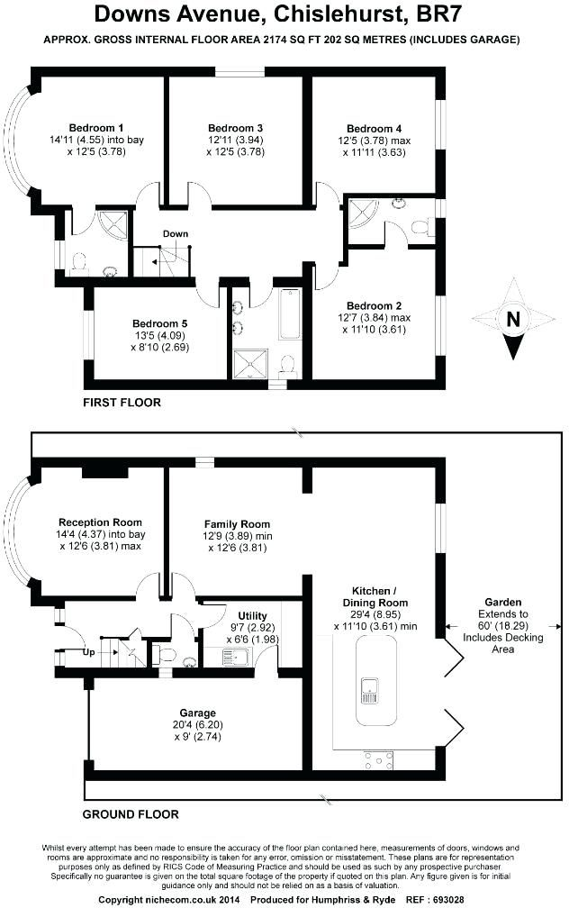 1930s House Plans Amazing Design Ideas 5 Bedroom Detached House For Sale In Downs Avenue Woods Design Th House Extension Plans House Floor Plans House Plans Uk
