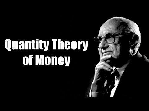 Quantity Theory of Money (Debunk Austrian Economics Week) Day 4 - YouTube