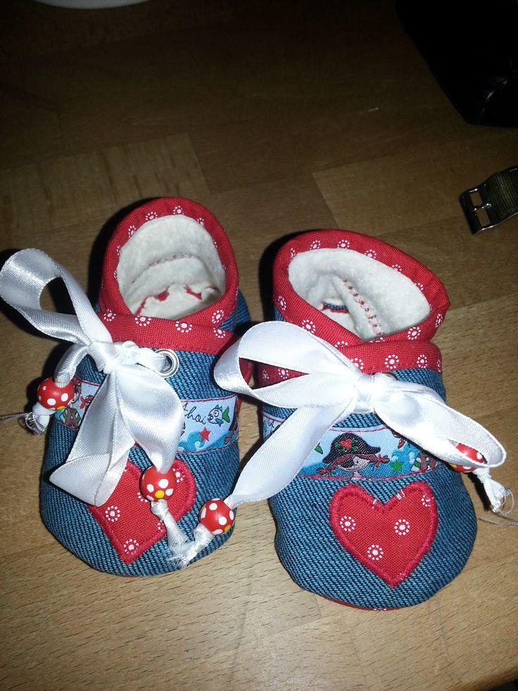 Baby,Schuhe,nähen