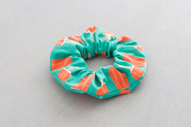 '90s throwback fans, this DIY scrunchy is a must-make.