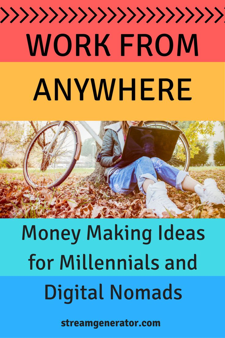 The ultimate list of money making ideas for millennials. Monetise your life and make the internet your biatch with these money making ideas.