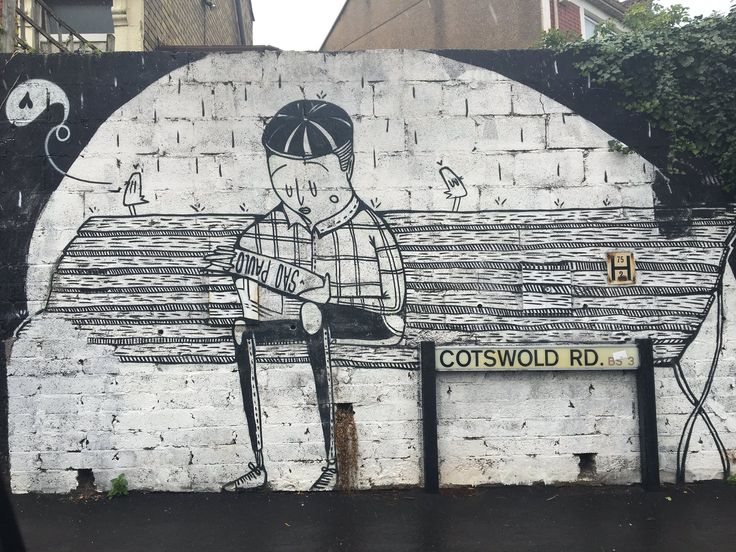 Alex Senna (2016) - Cotswold Rd, Bristol (UK)