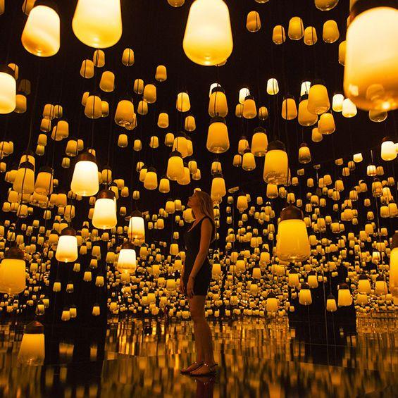 17 meilleures id es propos de installation lumineuse sur for Salon de la maison et de l objet