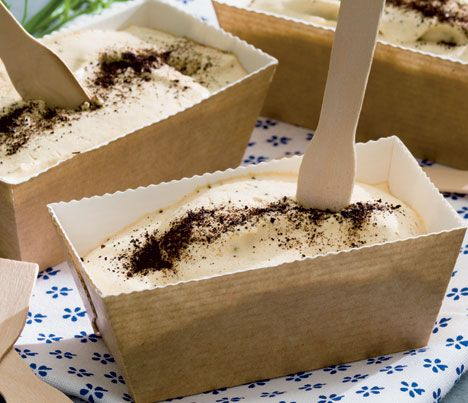 Denne lakrids-is er nem at lave, men smagen fejler bestemt ikke noget!