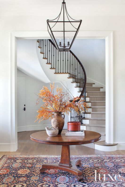 Foyer Rug Vinegar : Fantastic ideas for your foyer luxesource luxe