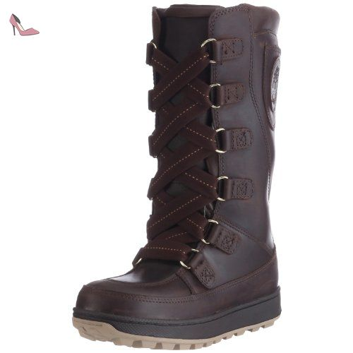 Timberland Mukluk FTC 76716, Bottes mixte enfant - Marron (Marron-TR-SW1084), 34.5 EU - Chaussures timberland (*Partner-Link)