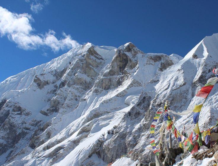 Larkya La-Manaslu Circuit Trek-Nepal