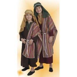 Disfraz de Hebreo Manto