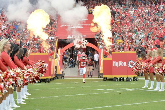 Chiefs vs. Washington 2017 live updates: Scores highlights and results from Monday Night Football