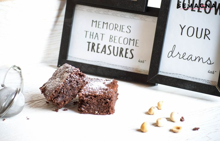 RECIPE: http://semagnafood.com/2016/09/19/american-brownies-ricetta-semplice-e-veloce/