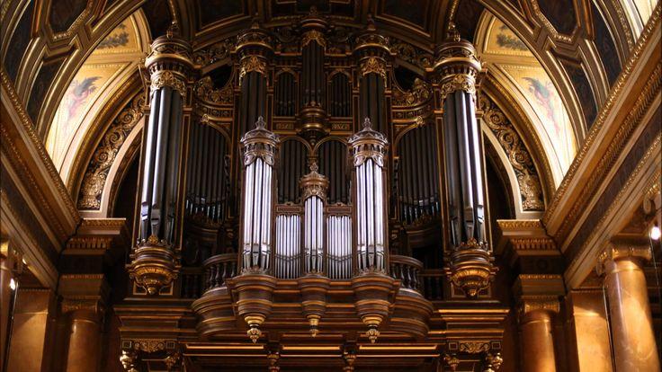 """Organ 93 - """"God Emperor"""" -  Ominous Lively Organ Music"""