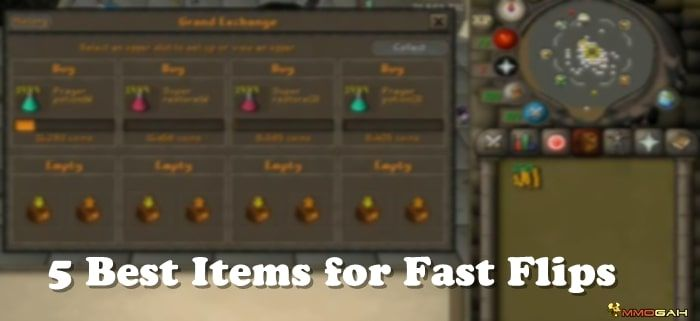 Osrs Gold Guide 5 Best Items For Fast Flips In Osrs Old School