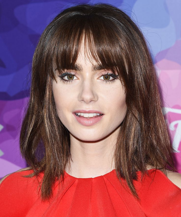 112 Hairstyles With Bangs You'll Want to Copy - Celebrity ...