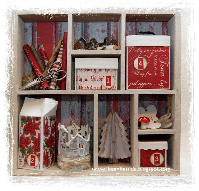 papirdesign-blogg: Tid for jul