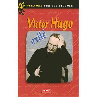 """""""Victor Hugo exilé"""" : Découverte de l'illustre écrivain et de sa vie en exil à Jersey, puis Guernesey, avec sa famille. Découverte de sa personnalité, de ses talents et centres d'intérêt."""