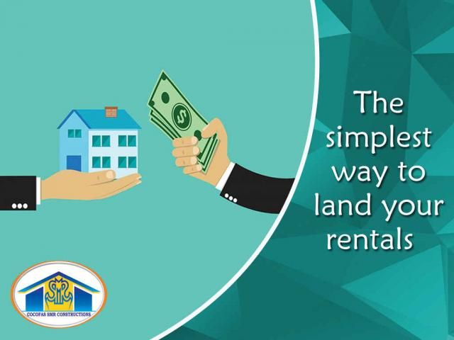 The simplest way to land your rentals Look back and realize how long you have been paying rent. Invest your entire rental amount and be a proud owner. Feel the delight of owning a house. Get started, talk to us (9659667666), invest on COCOFAS SMR Construction #Construction #Builders #Investment #CocofasSmr