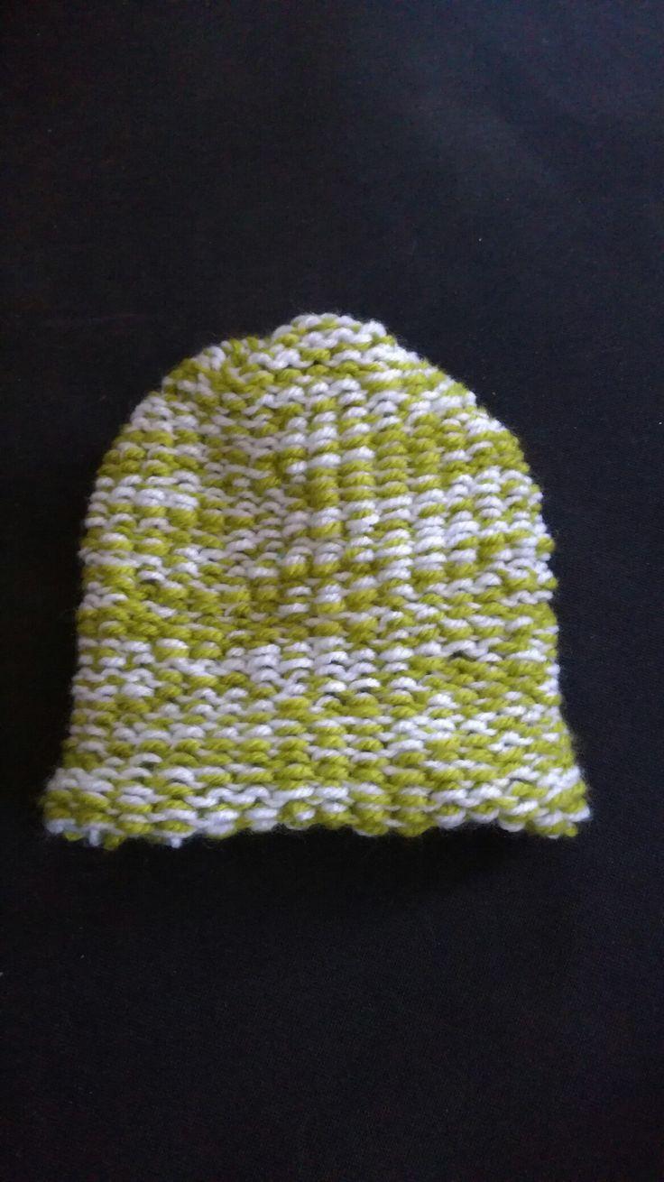 bonnet nourrisson tricotin