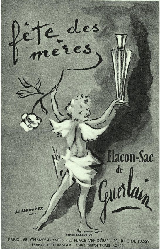 Guerlain 1959 -Charnotet