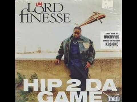 Lord Finesse- Hip 2 Da Game (Instrumental) - YouTube