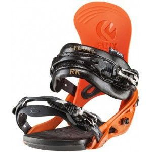 Fijaciones Flux Bindings RK Orange. Hasta agotar existencias.
