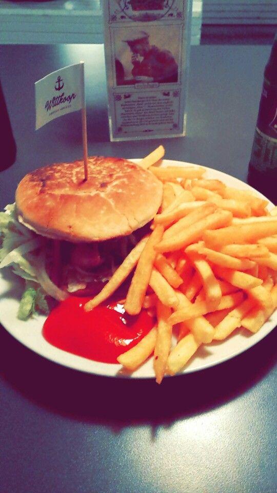 Burger des Tages