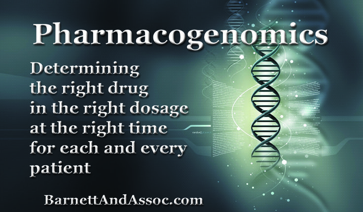 """Pharmacogenomics has been characterized as """"getting the right dose of the right drug to the right patient at the right time.""""  Are you tired..."""