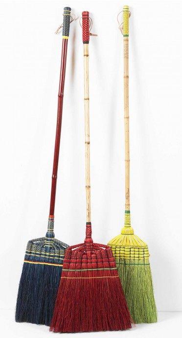 Designer Kitchen Brooms