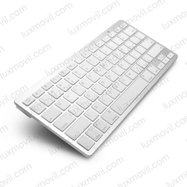 Teclado Wireless Bluetooth compatible con Movil, Tablet y Ordenador
