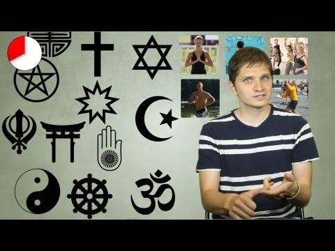 Swedenborg Minute: Why Are There so Many Religions? If there is one all-powerful God, shouldn't there be one all-accurate religion? Is the world's religious diversity a sign that nobody's really got it right? Or is it something else....