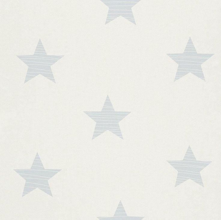 Tapet copii stele 245615 Rasch
