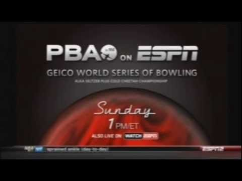 ESPN PBA Commercial Feat. Busta Rhymes (Video Rip) #bowling #MelsLoneStarLanes #BecauseItsCool *LoveTheLanes
