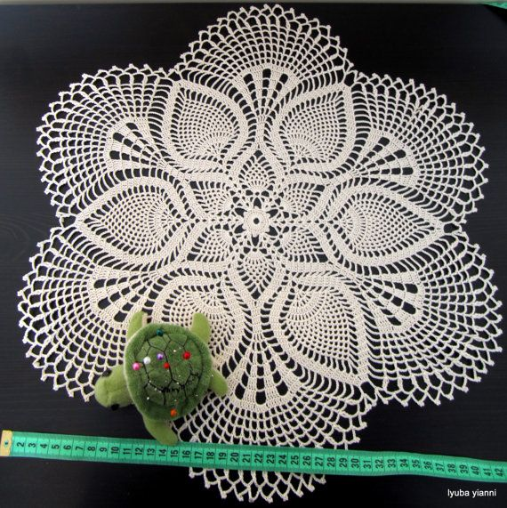 Crochet Patterns Pdf File With 2 Disigns Awesome Charming CROCHET ROUND DOILIES, Pattern number 15. $2.99, via Etsy.
