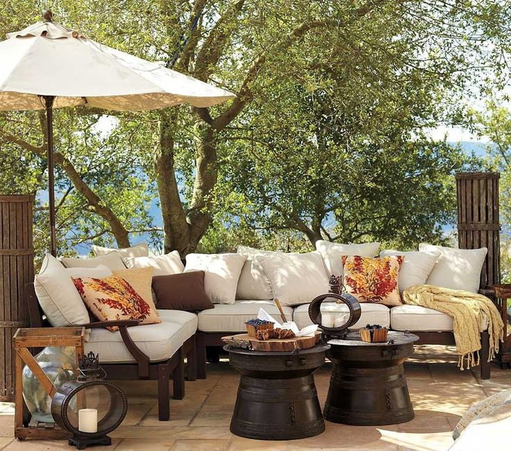 Amazing Awesome Outdoor Dark Wood Furniture Gallery
