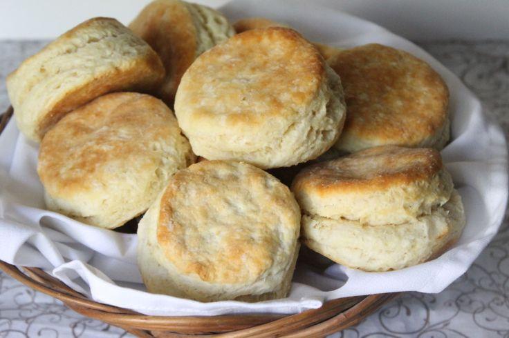 Homemade Freezer Biscuits | Ten at the Table | http://tenatthetable.com