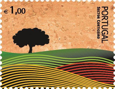 Selo em cortiça. Designer João Machado. Novembro 2007