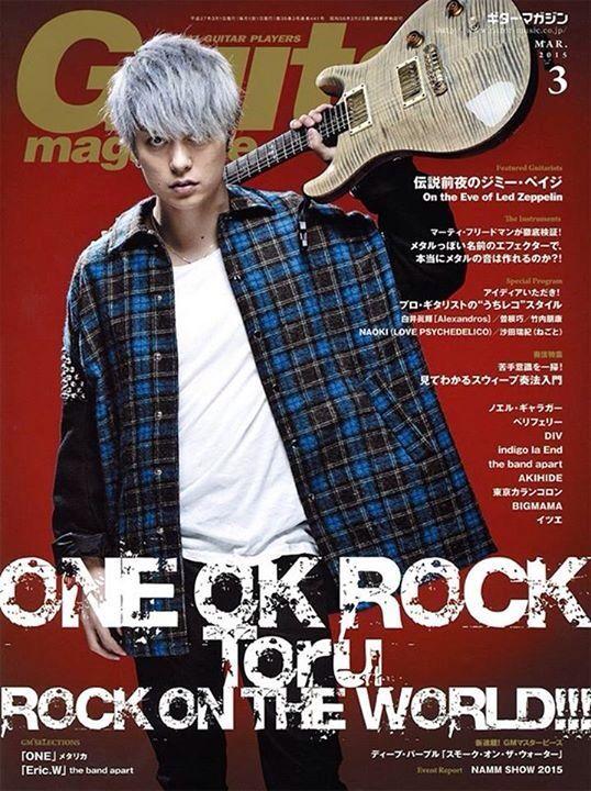 Toru Yamashita One Ok Rock