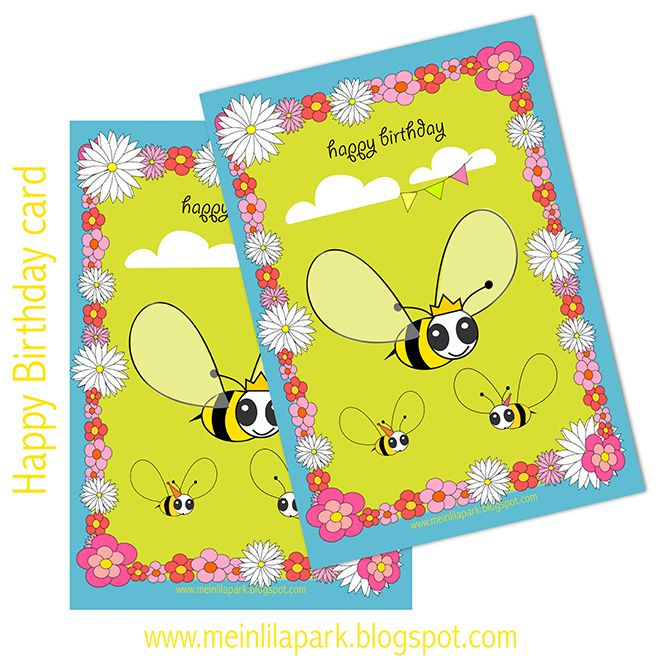 25 best ideas about Printable happy birthday cards – Happy Birthday Cards Printable