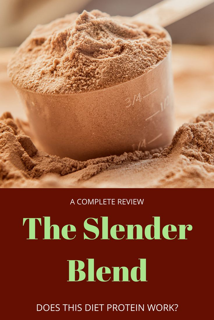 We're all searching for the right diet product. We wanted to know if The Slender Blend was the one, so we checked on the ingredients, side effects, customer service and clinical research.