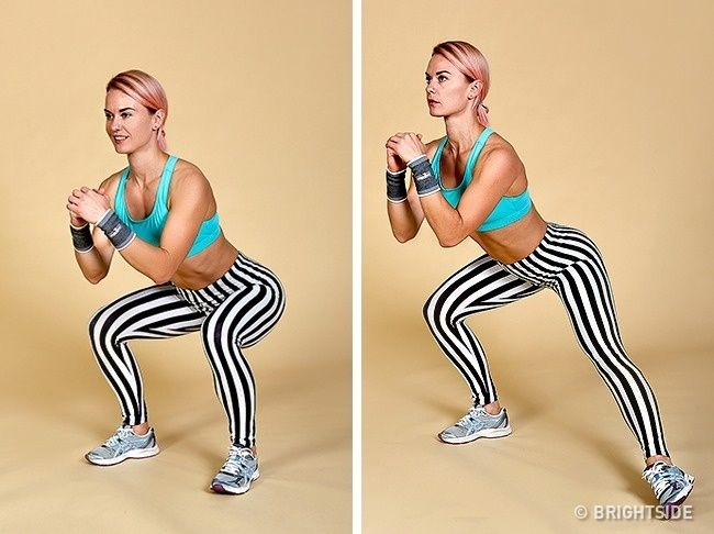 12Exercises toTighten Your Butt and Legs in1Week