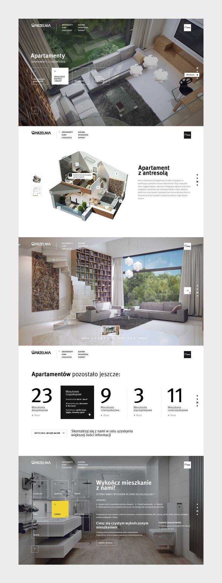 New Warzelnia | Portfolio of Michał Jakobsze