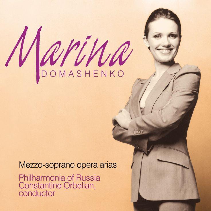 Marina Domashenko - Mezzo-Soprano Opera Arias