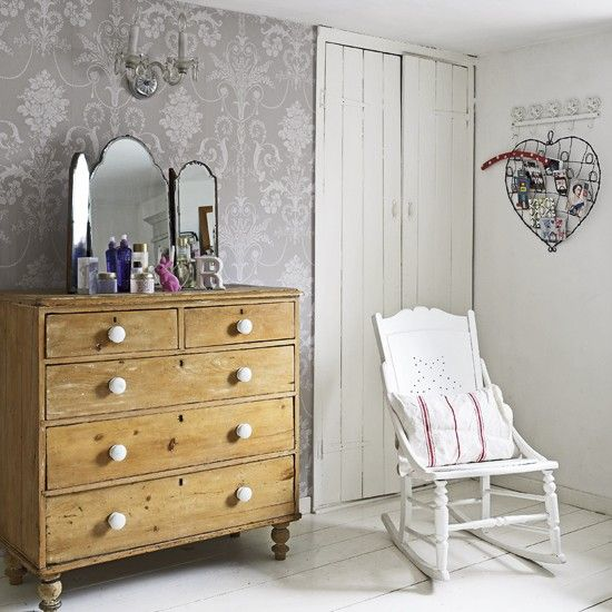 French-style country bedroom | Bedroom furniture | Decorating ideas | housetohome.co.uk | Mobile